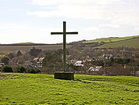 The Martyrs Cross