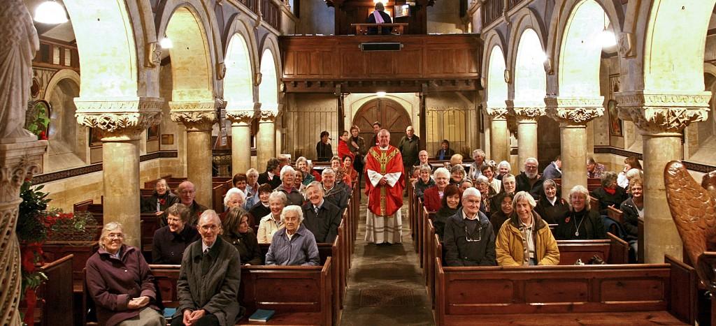 Exeter Pilgrimage