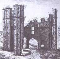 Chideock Castle